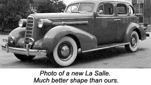 Photo of a LaSalle