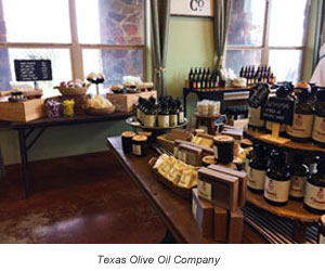 Texas Olive Oil Company
